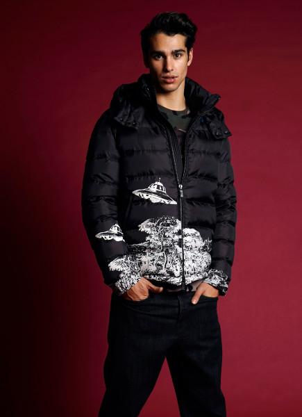 VALENTINO x Undercover Ufo Down Jacket