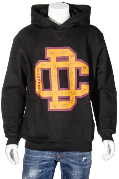 DSQUARED2 College DC Logo Hoodie
