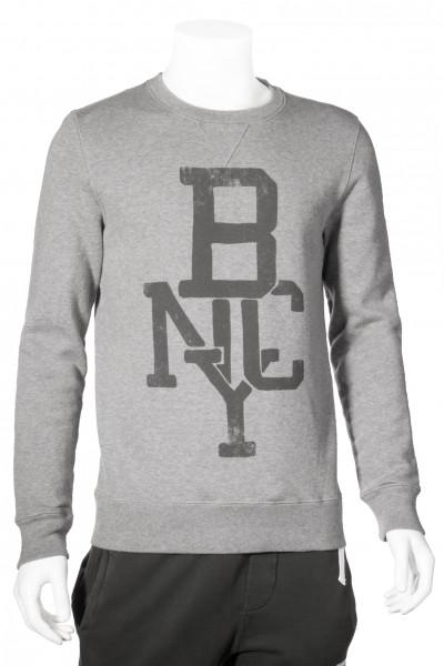 BOWERY Printed Logo Sweatshirt