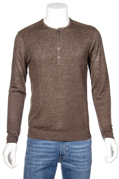 JOHN VARVATOS Knit Sweater Linen