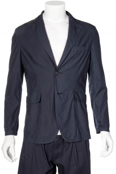 ASPESI Cotton Flap Pocket Blazer