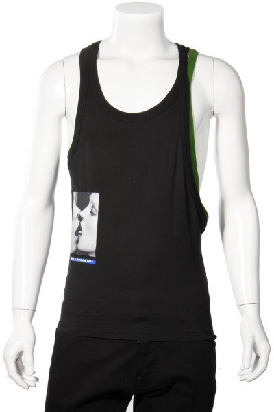 DSQUARED2 x MERT & MARCUS 1994 Slouch Tank Top