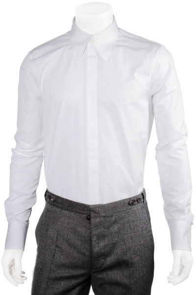 DSQUARED2 Tuxedo Shirt Button Down