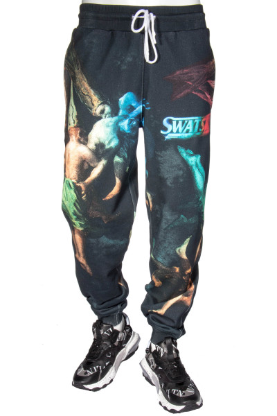 SWATSKY Printed Sweatpants