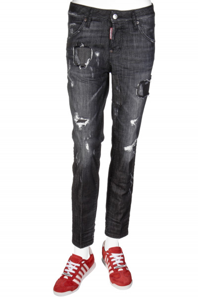DSQUARED2 Jeans Cool Girl Fade To Grey