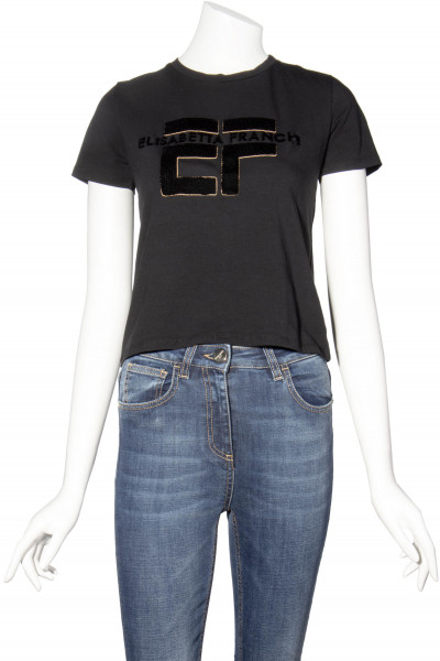 ELISABETTA FRANCHI Logo T-Shirt