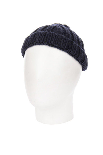 DSQUARED2 Ribbed Wool Beanie