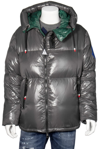 MONCLER GENIUS Hooded Down Jacket Venant
