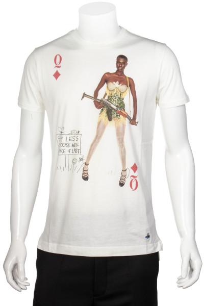 VIVIENNE WESTWOOD T-Shirt Printed