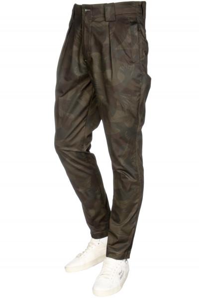 ETRO Pleated Pants Camouflage