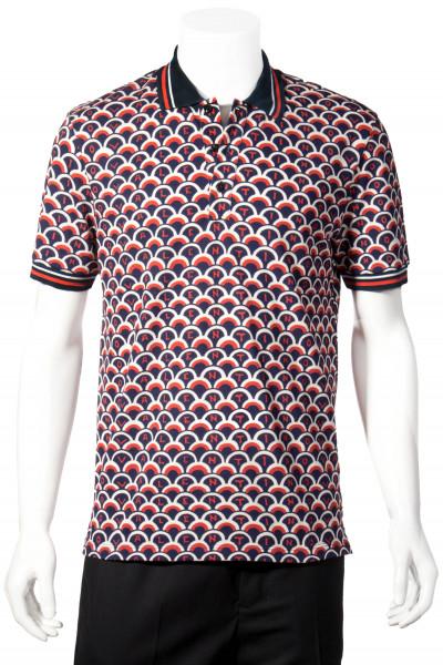 VALENTINO Poloshirt All Over Print
