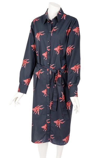 0039 ITALY Fish Pattern Dress Tijana