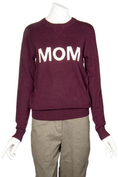 RON DORFF Mom Print Sweater