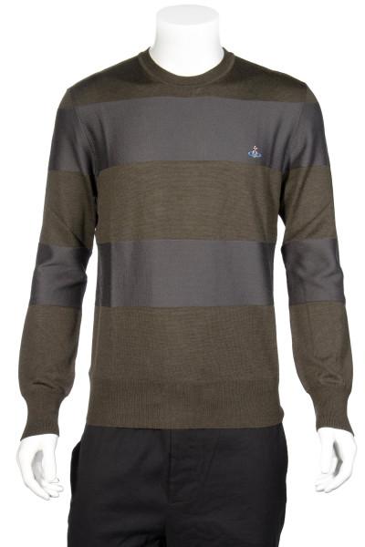 VIVIENNE WESTWOOD Knit Sweater Striped
