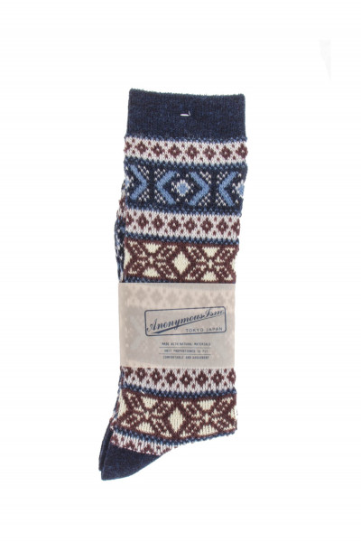 ANONYMOUS ISM Wool Socks