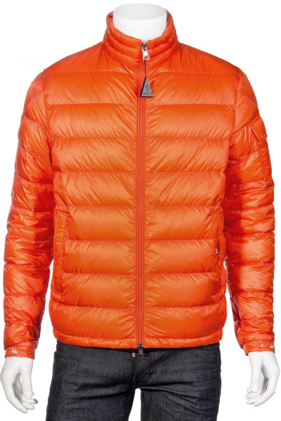 MONCLER Quilted Jacket Lambot