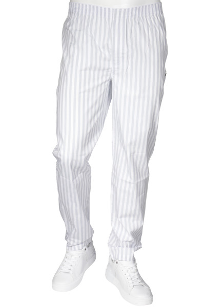 RON DORFF Striped Pyjama Pants