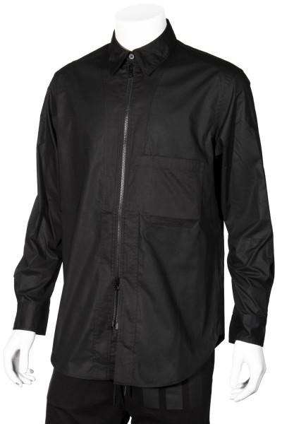 Y-3 Co Zip Shirt LS