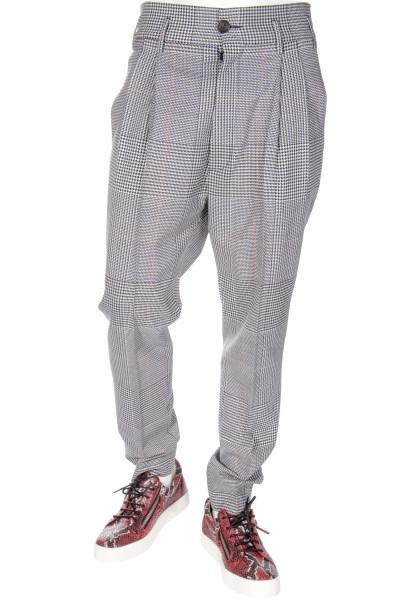VIVIENNE WESTWOOD Wool Pants Checked