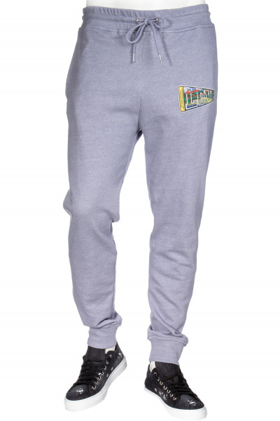 LOVE MOSCHINO Sweat Pants Patches