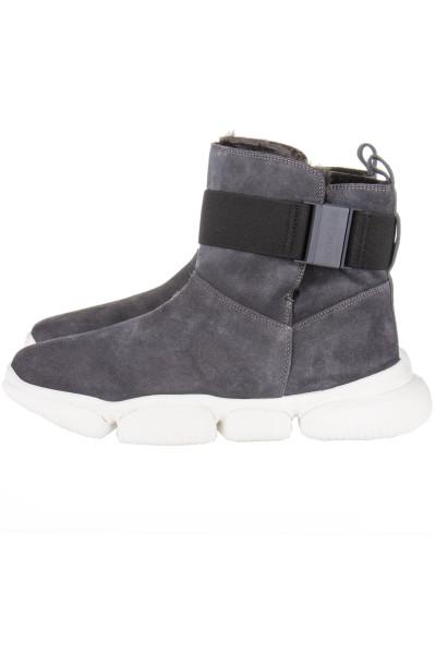 MONCLER Bono Ankle Boots
