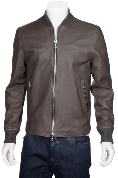 OFFICINE GÉNÉRALE Leather Jacket