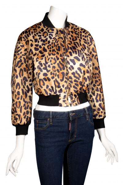 DSQUARED2 Jacket Animal Print