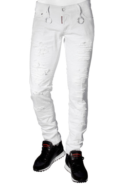 DSQUARED2 Slim Jeans Distressed