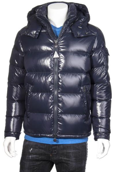 MONCLER Hooded Down Jacket Maya