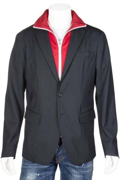 DSQUARED2 Combined Sport Collar Manchester Blazer