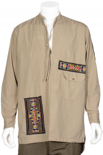 ETRO Safari Overshirt