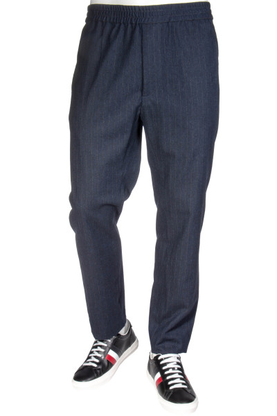 MAISON FLANEUR Pinstripe Pants