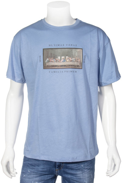 FAMILY FIRST T-Shirt Last Supper Print