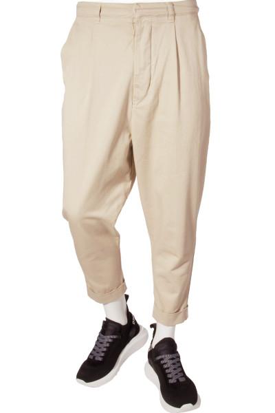 AMI Cropped Chino Pants