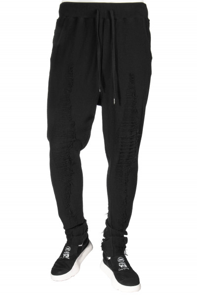 RH45 Distressed Sweat Pants