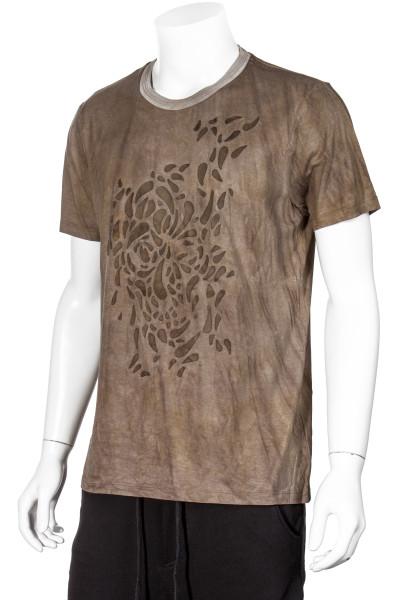 RH45 T-Shirt Leather Skull
