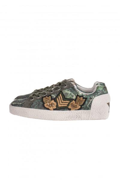 ASH Sneakers Nak Army