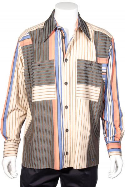 VIVIENNE WESTWOOD Patchwork Shirt