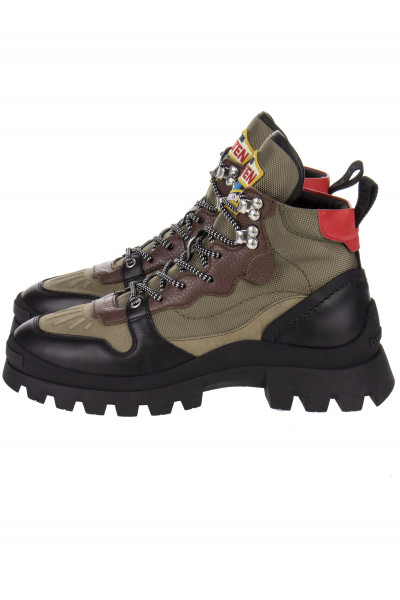 DSQUARED2 Tank Cliff High Top Sneaker