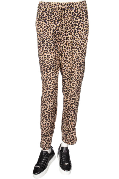 ZADIG & VOLTAIRE Pants Leopard Pattern