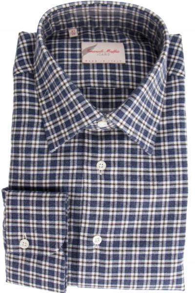 EMANUELE MAFFEIS Checkered Shirt