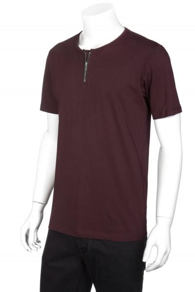 THE KOOPLES T-Shirt Zip Detail