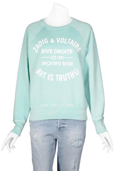 ZADIG & VOLTAIRE Sweatshirt Printed