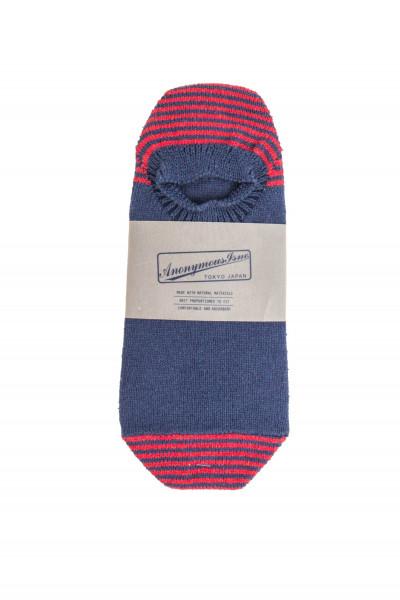ANONYMOUS ISM Socks Silk Cotton No 85