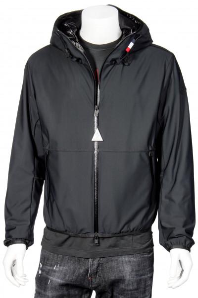 MONCLER Hooded Down Jacket Duport