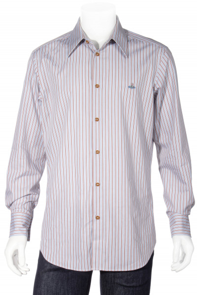 VIVIENNE WESTWOOD Classic Dress Shirt Striped