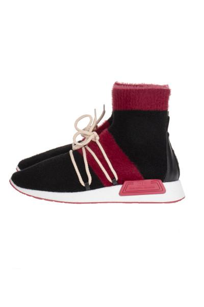 ELISABETTA FRANCHI Sock Runner Sneaker
