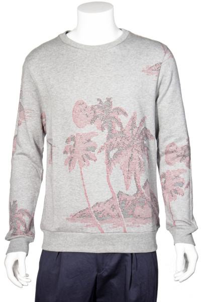 PAUL SMITH Sweatshirt Palm Trees