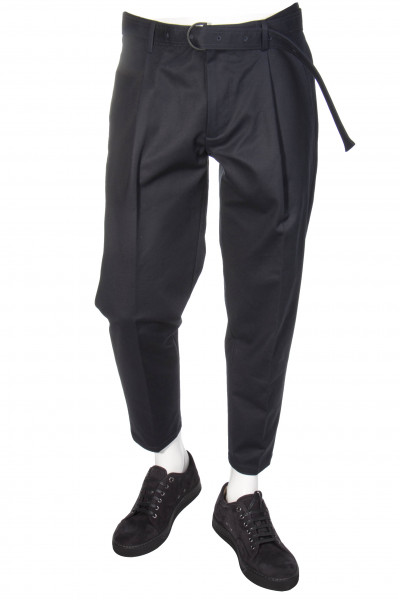 EMPORIO ARMANI Pants With Belt