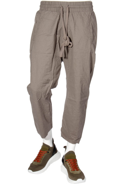 THOM KROM Cropped Pants
